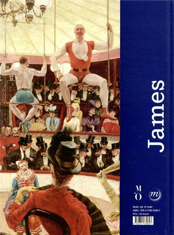 James Tissot ; l'ambigu moderne
