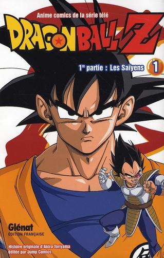 Dragon Ball Z ; Cycle 1 T.1