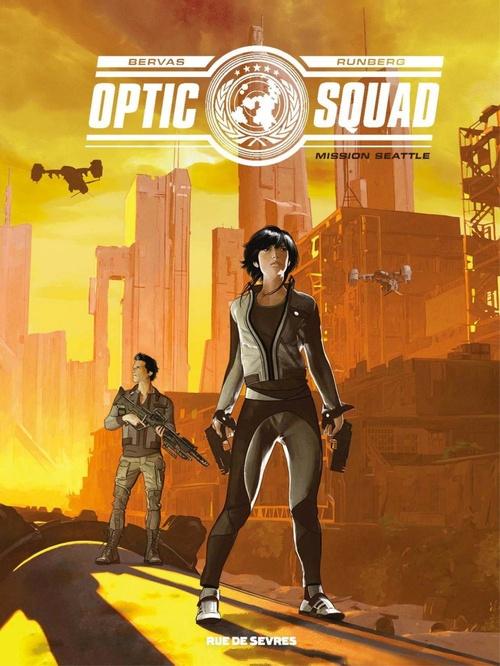 Optic squad T.1 ; mission Seattle