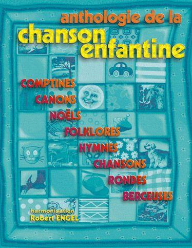 Anthologie Chanson Enfantine