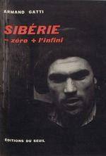 Vente Livre Numérique : Sibérie -zéro + l'infini  - Armand Gatti