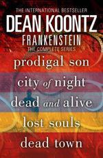 Vente Livre Numérique : Frankenstein: The Complete 5-Book Collection  - Dean Koontz
