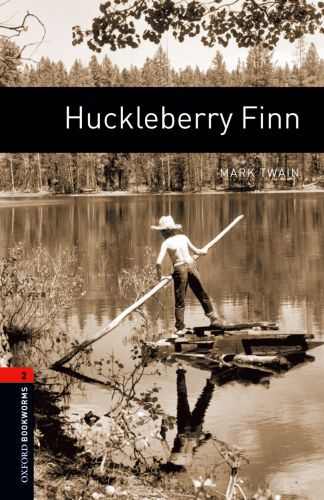 Huckleberry Finn Level 2 Oxford Bookworms Library