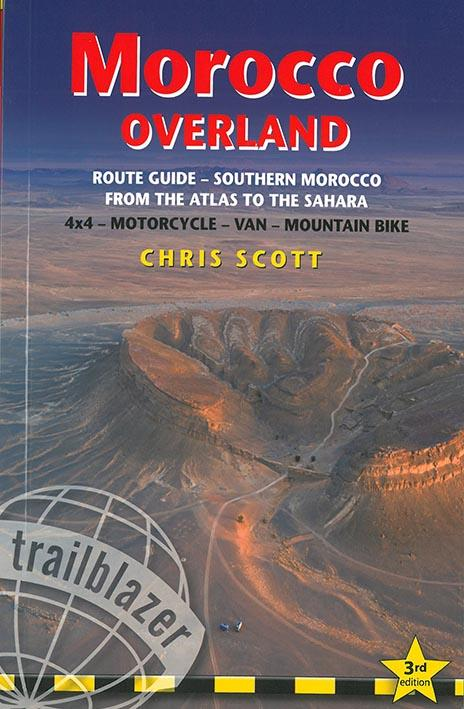 Morocco overland route guide 4Xd, motorcycle, van, mountain bike