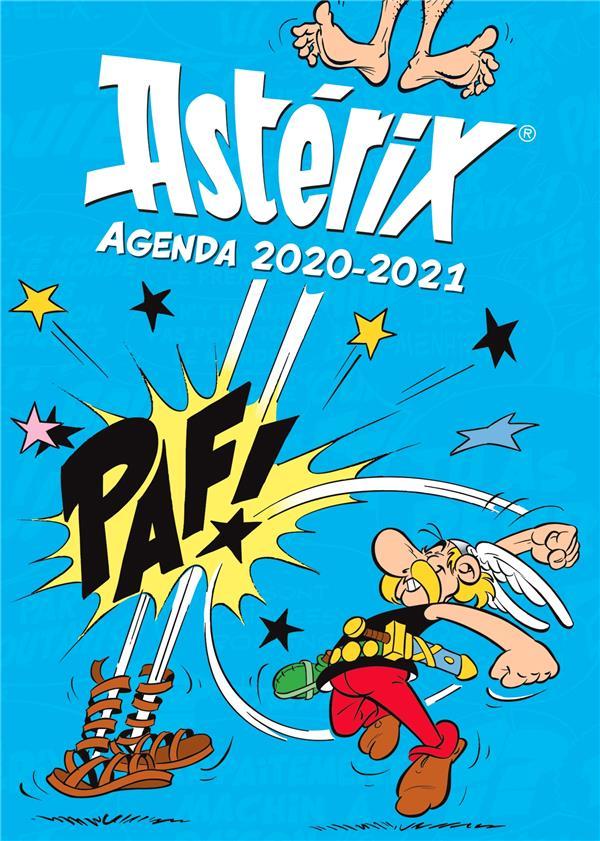 Astérix ; agenda (édition 2020/2021)