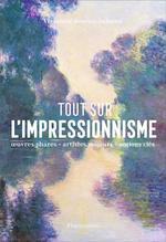 Tout sur l'Impressionnisme ; panorama d'un mouvement, oeuvres phares, repères chronologiques, notiones clés