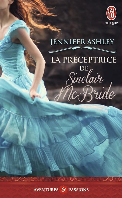La préceptrice de Sinclair McBride