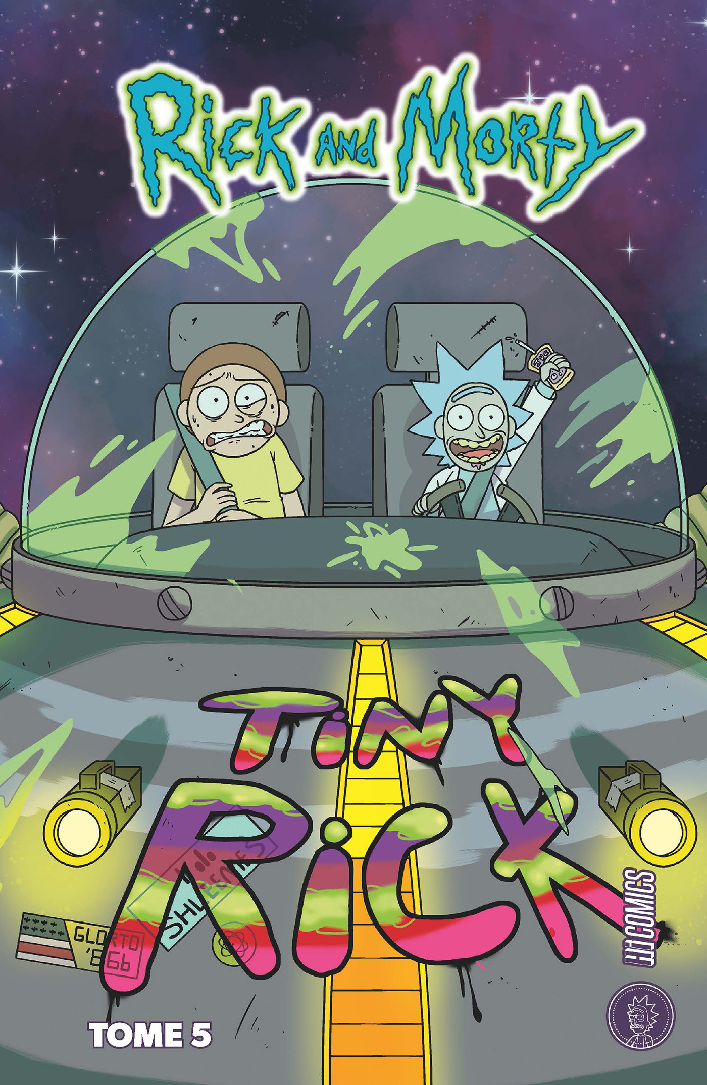 Rick and Morty T.5