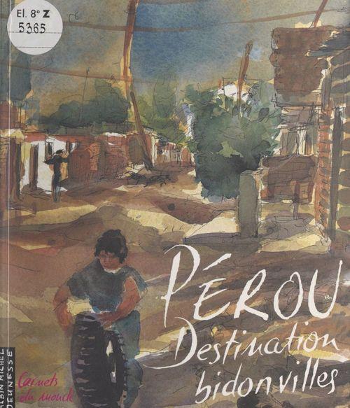 Pérou, destination bidonvilles