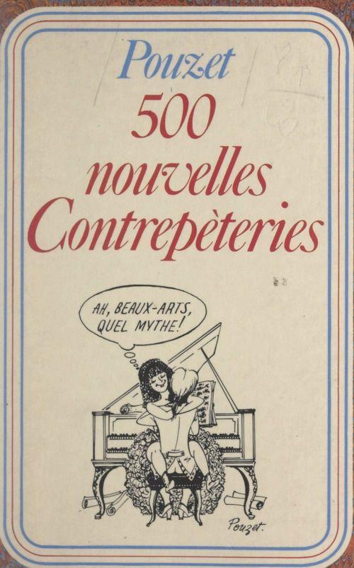 500 nouvelles contrepèteries