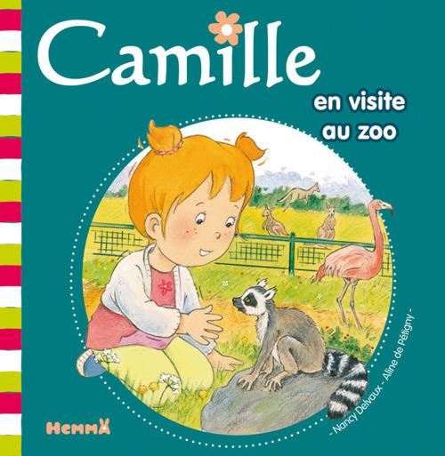 CAMILLE ; Camille en visite au zoo