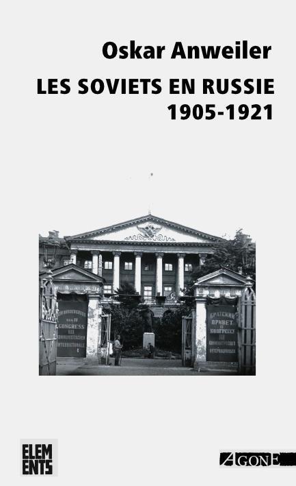 Les soviets en Russie (1905-1921)