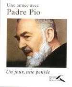 Vente Livre Numérique : Une année avec Padre Pio  - Joachim Bouflet