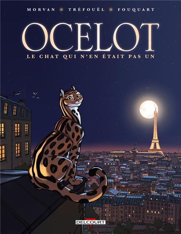 Ocelot ; le chat qui n'en était pas un
