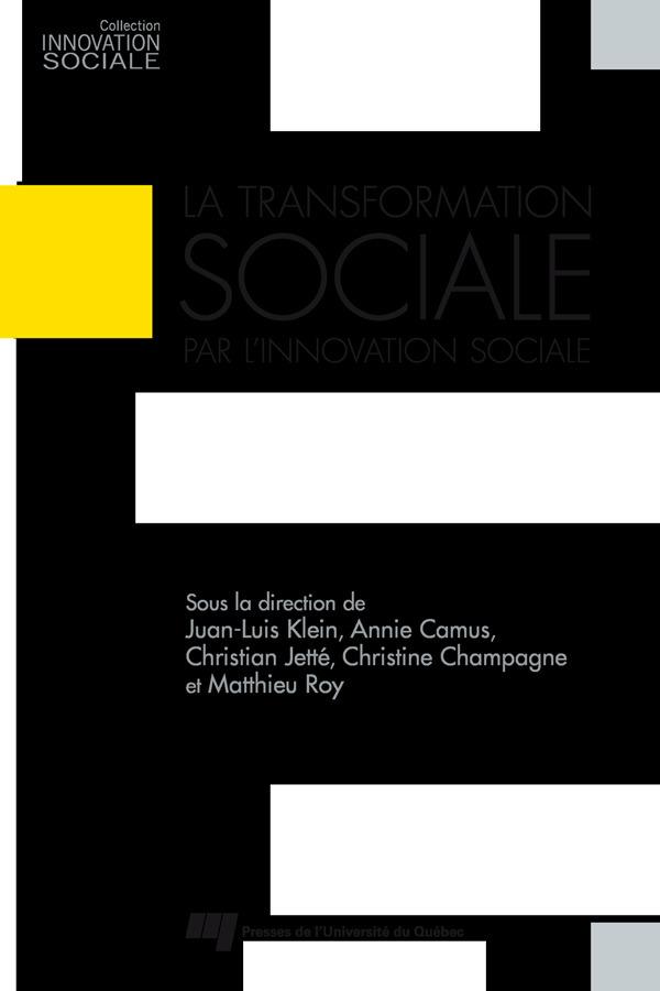 Transformation sociale par l'innovation sociale
