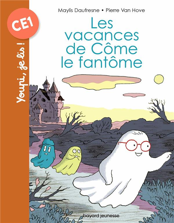 Les vacances de Côme le fantôme