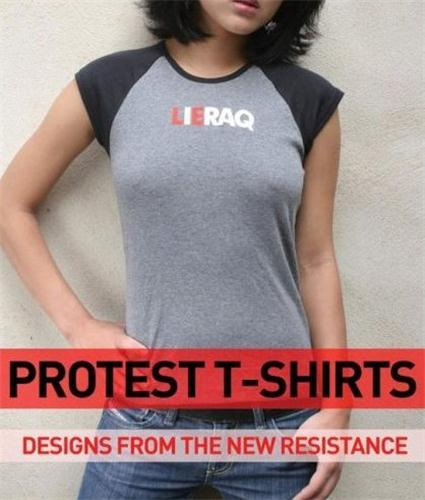 Protest t-shirts designs from the new resistance