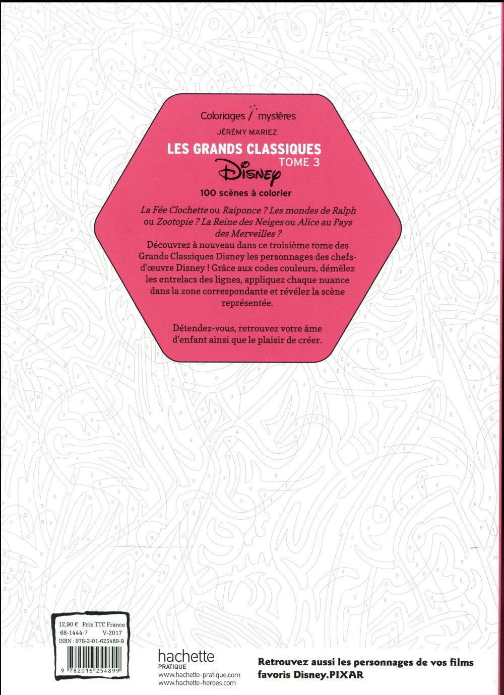 Les grands classiques Disney tome 3