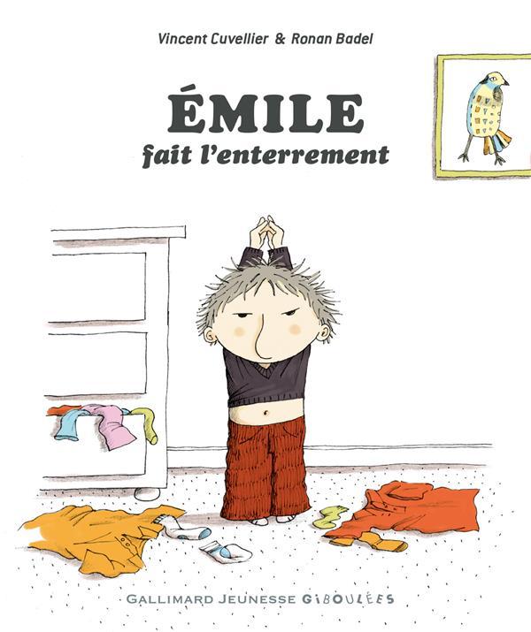 Emile fait l'enterrement