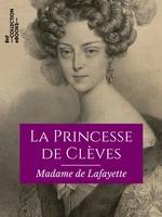 Vente Livre Numérique : La Princesse de Clèves  - Madame de Lafayette