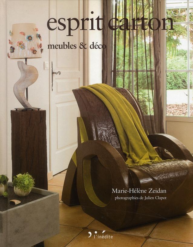 Esprit Carton ; Meubles & Deco