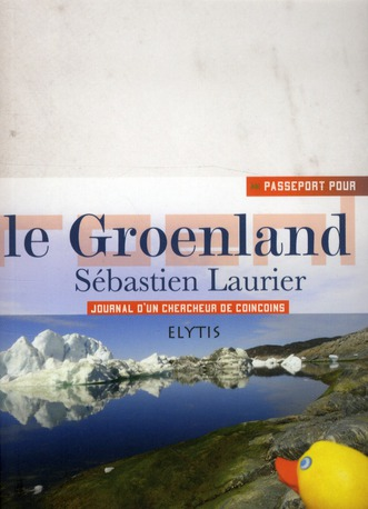 PASSEPORT POUR ; passeport pour le Groenland