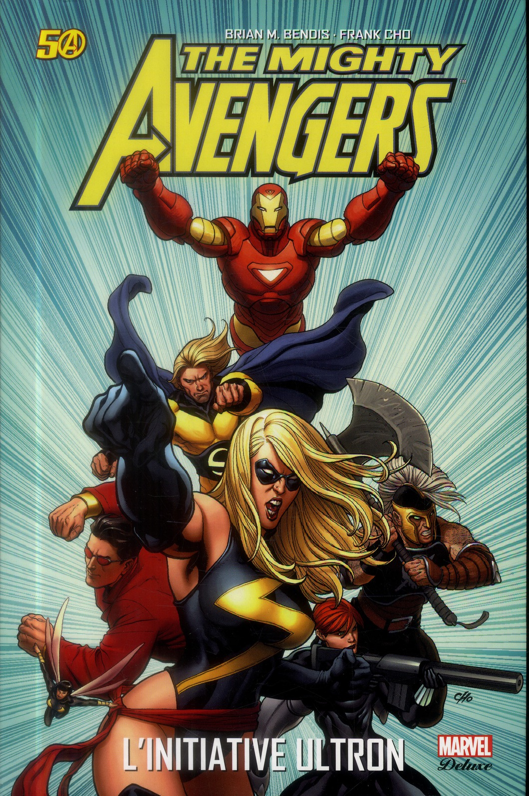 Mighty Avengers T.1 ; l'initiative Ultron