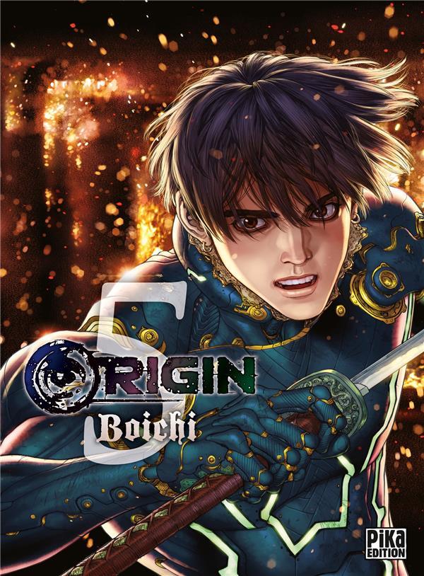 ORIGIN T05 BOICHI