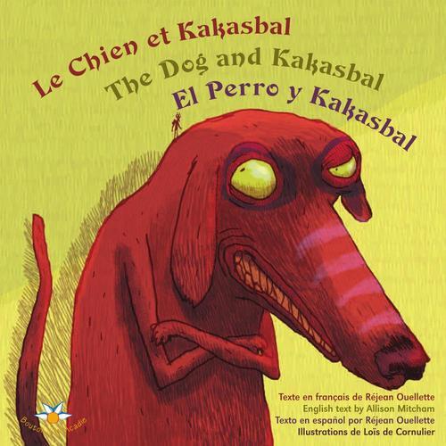Le chien et Kakasbal ; the dog and Kakasbal ; el perro y Kakasbal