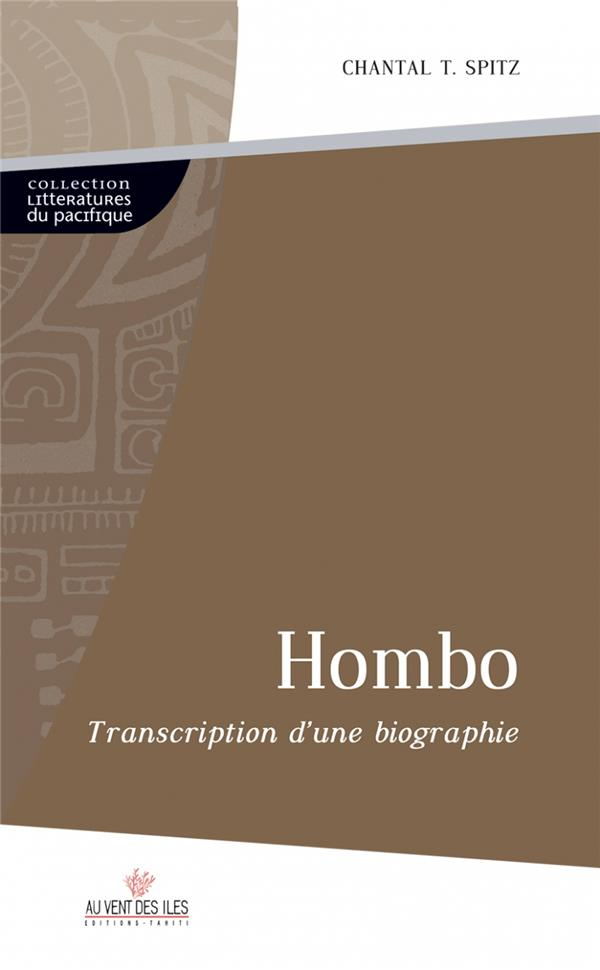 Hombo ; transcription d'une biographie