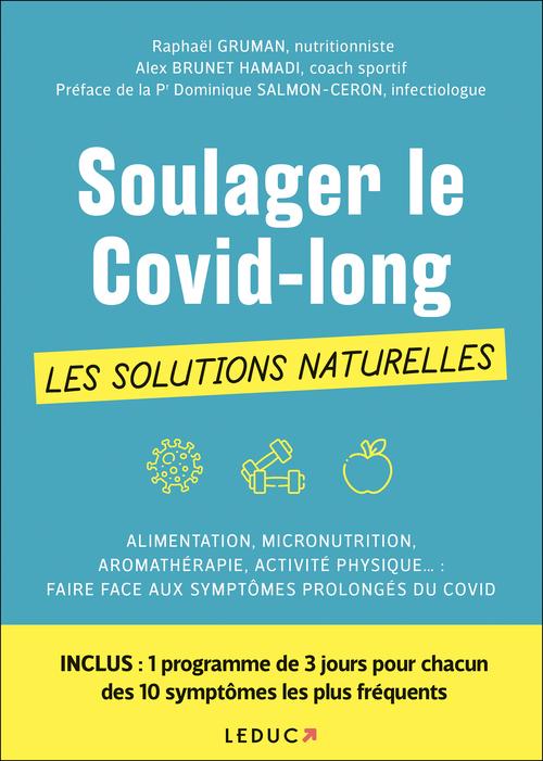 Soulager le Covid-long : les solutions naturelles