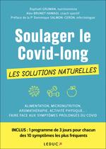Vente Livre Numérique : Soulager le Covid-long : les solutions naturelles  - Anne Dufour - Raphaël Gruman
