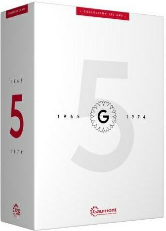 Gaumont 120 ans - Volume 5 : 1965-1974
