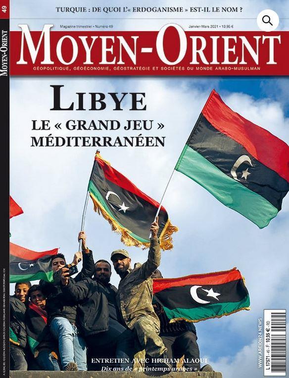 Moyen-orient n 49 - libye : le