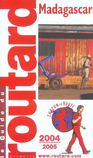 Guide du Routard (édition 2004/2005)