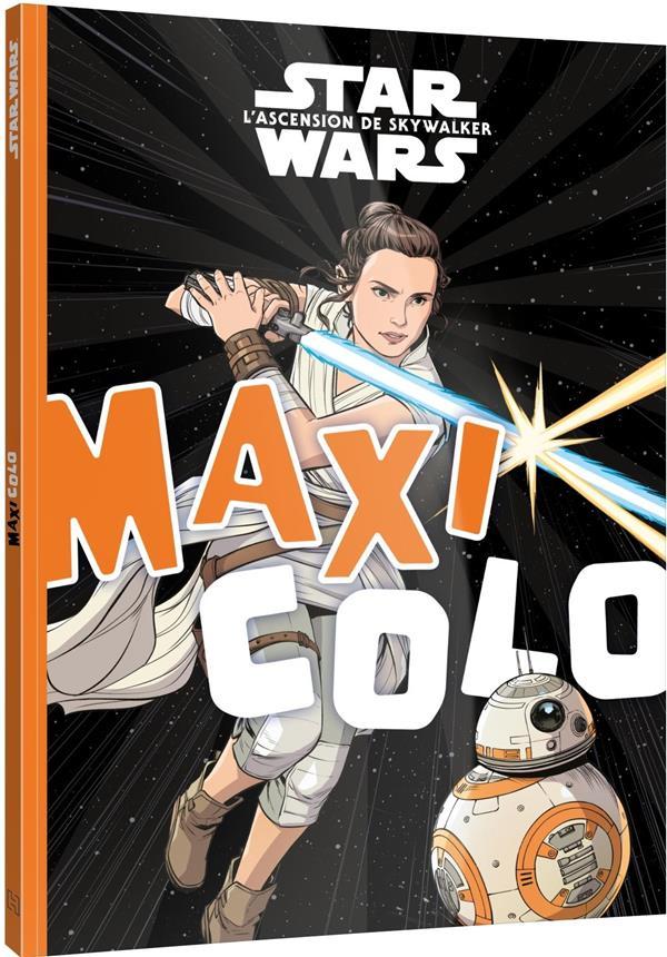MAXI COLOS  -  STAR WARS IX XXX