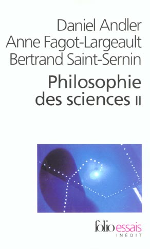 Philosophie des sciences - vol02
