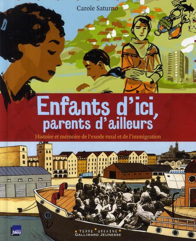 Enfants d'ici, parents d'ailleurs ; histoire et mémoire de l'exode