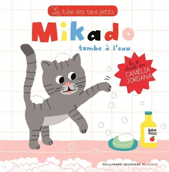 Mikado tombe à l'eau