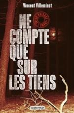 Vente EBooks : La brigade de l'ombre (Tome 3) - Ne compte que sur les tiens  - Vincent Villeminot