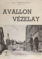 Avallon, Vézelay  - Jean Barthomeuf