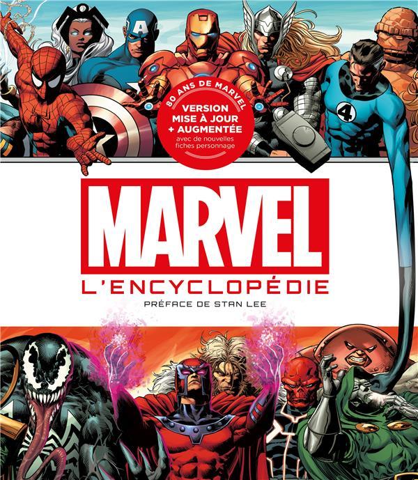 Marvel ; l'encyclopédie