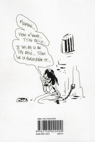 Bastien Vivès t.4 ; la blogosphère