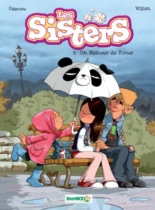 Les Sisters T.6 ; un namour de sister