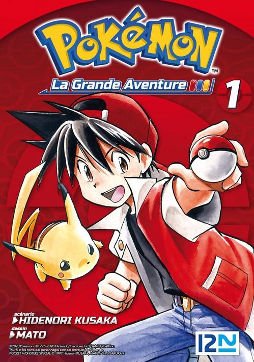 Pokémon ; la grande aventure T.1