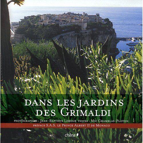 Dans les jardins des Grimaldi