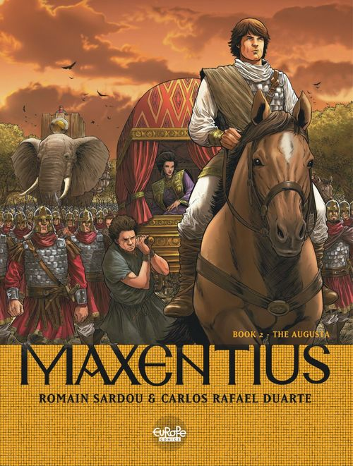 Maxentius - Volume 2 - The Augusta