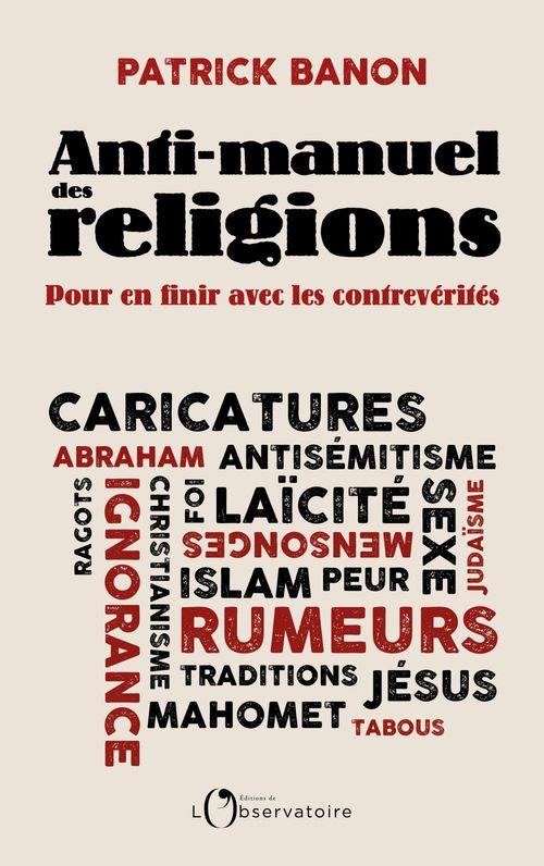 Anti-manuel des religions