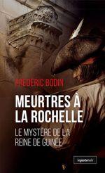 Vente Livre Numérique : Meurtres à La Rochelle  - Frédéric Bodin
