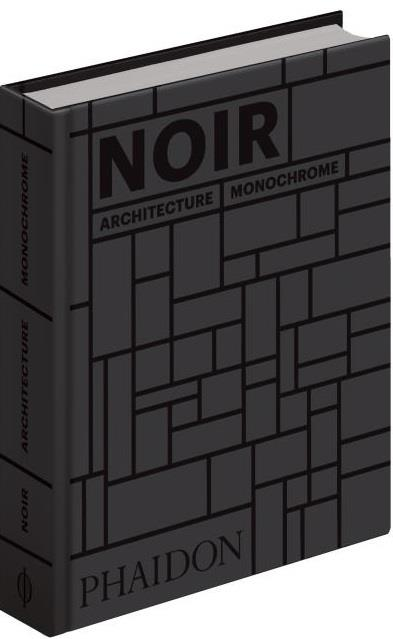 Noir ; architecture monochrome